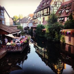 La Petite Venise Colmar, France