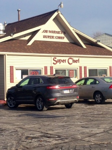 Bob E.'s Super Chief on Walton Rd. in Pontiac