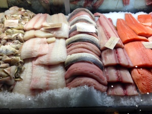 GR Market Fish